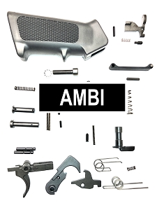 Classified Defense - Ultimate AR15 Lower Parts Kit - Ambi