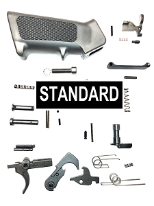 Classified Defense - Ultimate AR15 Lower Parts Kit - Standard