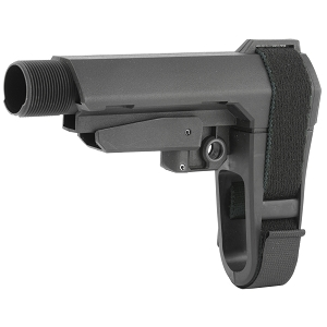 SB Tactical® - SBA3 Pistol Brace - Black